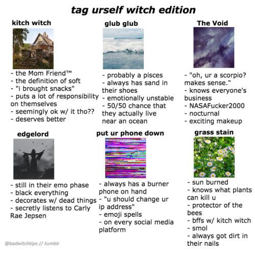 witch tumblr