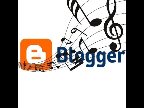 add background music to blogger