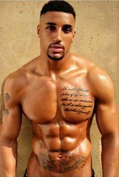 sexy naked black male bodies