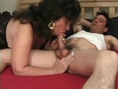mature wifes first strange cock