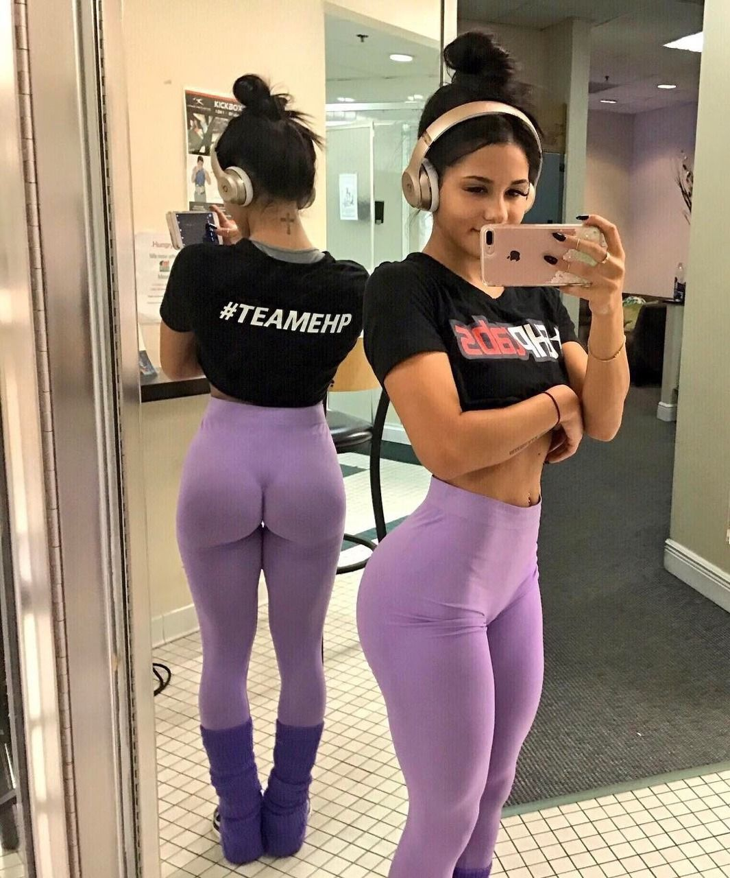 the girls from yoga pants farm nude