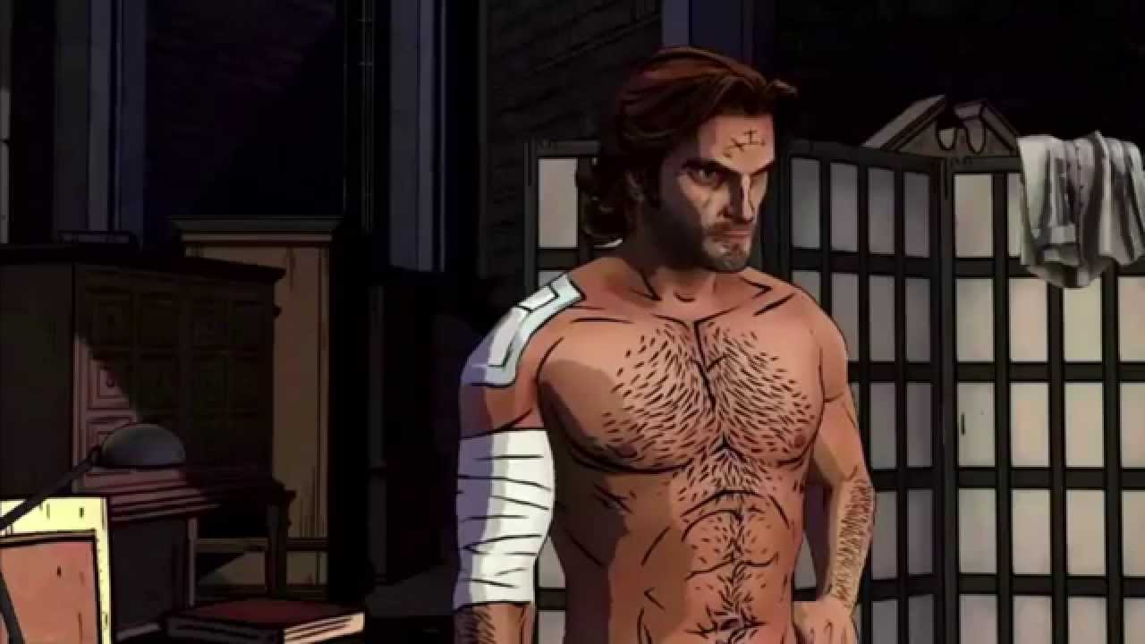 the wolf among us porn